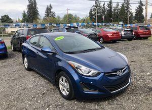 Hyundai Elantra 2015 for Sale in Tacoma, WA