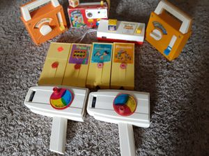 1970s Fisher Price collection for Sale in Layton, UT