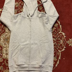 New Hoodies Large As use Grey Color for Sale in Albany, CA