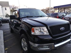 2004 Ford F-150 4x4 4d for Sale in Everett, MA