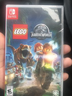 Lego Jurassic Park Nintendo Switch for Sale in Bonney Lake,  WA