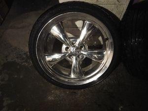 20 inch RT Dodge Challenger rims for Sale in Detroit, MI