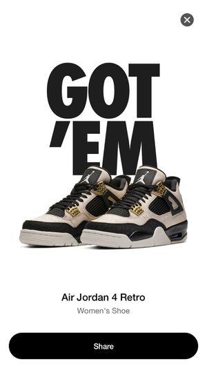 """Jordan 4 """"silt"""" for Sale in Manassas, VA"""