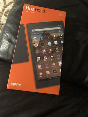 "**Brand New** Amazon Fire HD 10 Tablet (10.1"" 1080p full HD display, 32 GB) for Sale in Atlanta, GA"