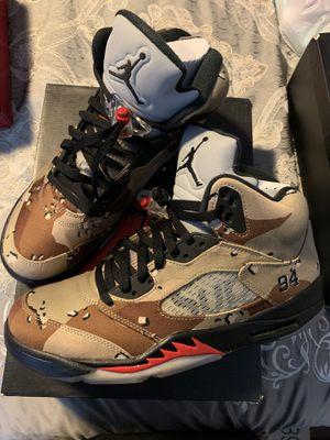Jordan supreme 5s for Sale in Falls Church, VA