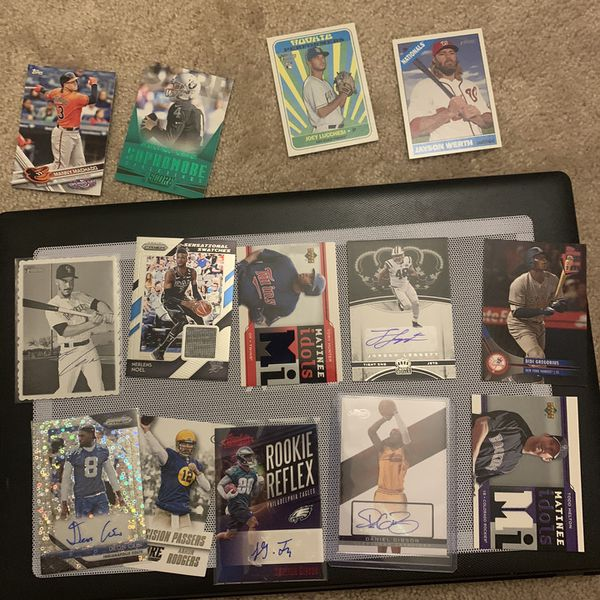 Rare Sports Cards Lot