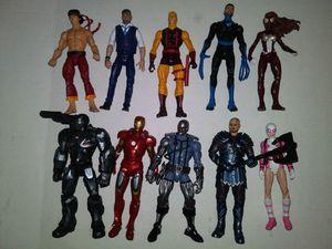 10 Marvel Legends figures for Sale in Vista, CA