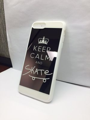 iPhone 7 Plus Keep Calm Shockproof HD mirror case for Sale in New York, NY