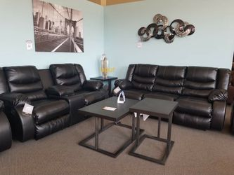 In Stock 🔮Vacheria Chocolate Reclining Living Room Set 💫Sofa/Couch and Loveseat for Sale in Baltimore,  MD