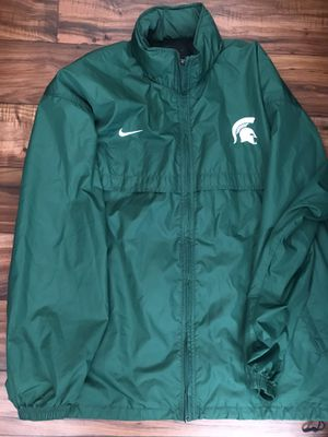 MSU Wind Breaker for Sale in Salt Lake City, UT