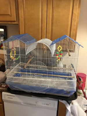 Bird cage for Sale in Pedricktown, NJ