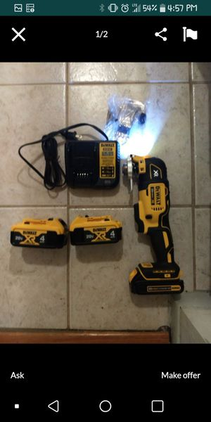 Dewalt xr set for Sale in Baton Rouge, LA