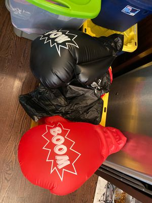 Boxing gloves inflations for Sale in Kansas City, MO