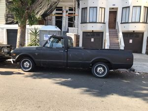 1968 Chevy Truck Long Bed for Sale in San Francisco, CA