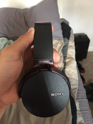 Sony Extra Bass Headphone for Sale in Clearwater, FL