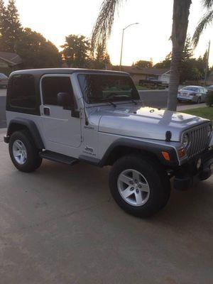 Jeep Wrangler sport for Sale in Clovis, CA