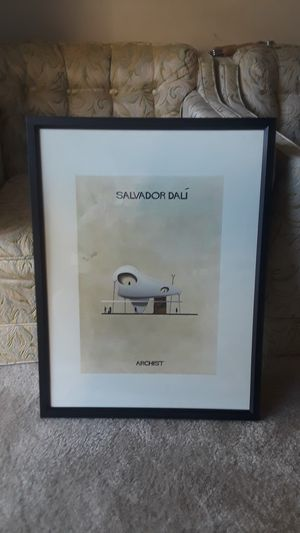 Salvador Dalí Cuadro for Sale in Hyattsville, MD