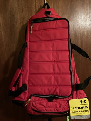 Under Armour Baseball Duffle Bag for Sale in Evergreen Park, IL