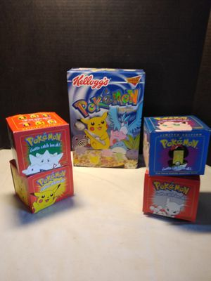 Some Pokemon unopened items for Sale in Sun City, AZ