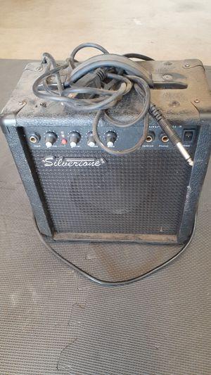 Silverstone guitar amp for Sale in Corona, CA