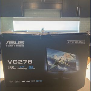 ASUS 27in Gaming monitor for Sale in Dallas, TX