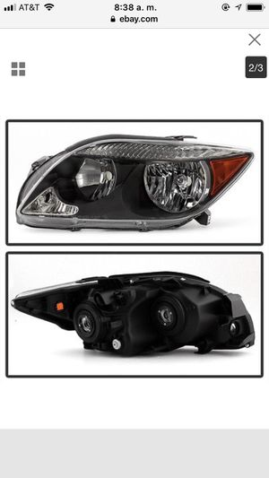 2005 2006 2007 Scion TC Headlights Headlamps Replacement 05 06 07 Left+Right for Sale in Tampa, FL