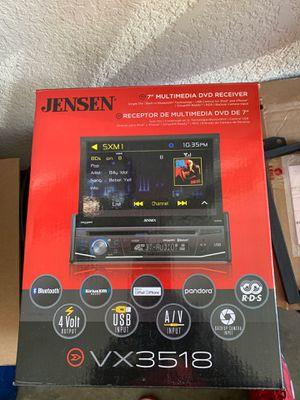 Jensen InDash Touchscreen for Sale in Wichita Falls, TX