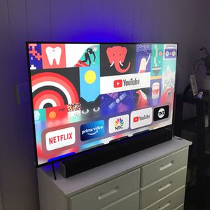 "55"" Vizio 4K HDR Dolby Vision (Tv Only) for Sale in Richmond, VA"