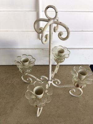 Candle holder. for Sale in Fresno, CA
