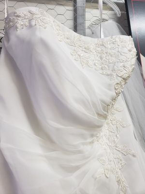 Wedding dress and shoes for Sale in Erie, PA