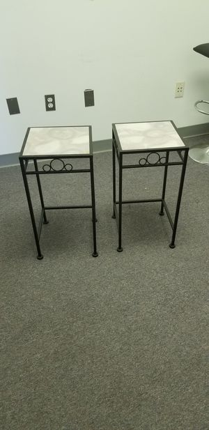 Side tables for Sale in Fairfax, VA