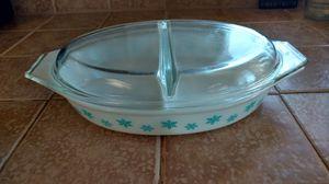 Pyrex 1 1/2 quart divided casserole dish for Sale in Mesa, AZ