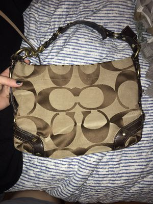 Coach purse for Sale in Dunn, NC