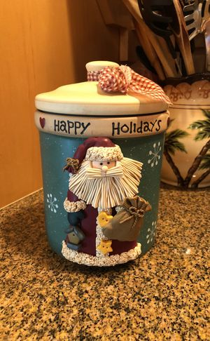 Holiday Canister for Sale in Pembroke Pines, FL