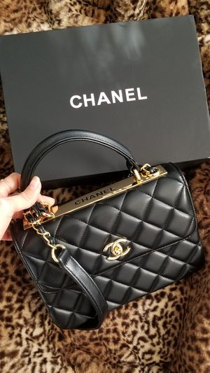 New CHANEL trendy cc crossbody bag 100% lambskin 🎁🎄 for Sale in Chicago, IL
