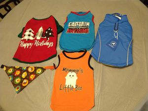Dog Apparel Size M for Sale in Renton, WA
