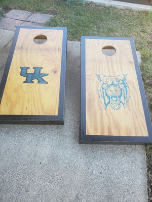 UK CORNHOLE for Sale in Lexington, KY