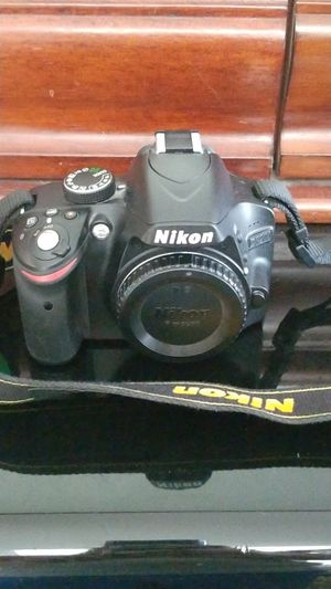 Nikon D3200 digital camera for Sale in Katy, TX