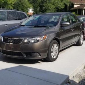 Kia forte 2012 125k miles brand new tires clean title contact on facebook. for Sale in Mt. Juliet, TN