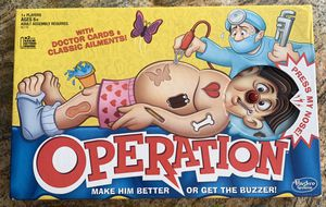 Hasbro Operation Board Game Brand New for Sale in Apple Valley, CA