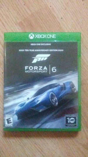 Forza6 15$ for Sale in Modesto, CA