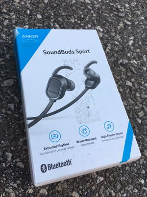 Anker Bluetooth headphones for Sale in Grove City, OH