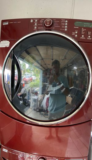 Kenmore Elite HE5 Steam Dryer for Sale in Pompano Beach, FL