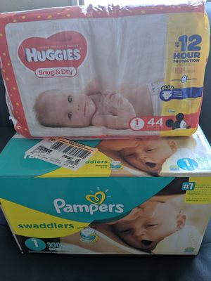 Pampers, Huggies, Baby Bather SOLD OUT for Sale in Tulare, CA