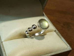 Brand New Fashion Opal Ladies Ball Ring. for Sale in Providence, RI