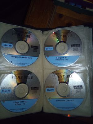Bible dvd for Sale in Powder Springs, GA