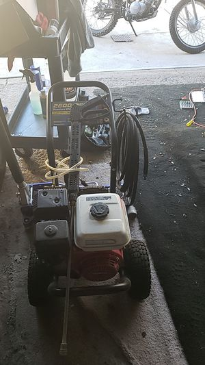 excell 6.5 honda commercial gx engine for Sale in Brooklyn, OH
