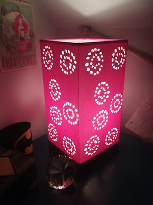 Cute tabletop lamp for Sale in Kirkwood, MO