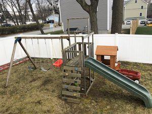 Kids Swing Set for Sale in Billerica, MA