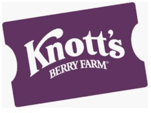 Knotts Berry Farm Tickets for Sale in Stevenson Ranch, CA